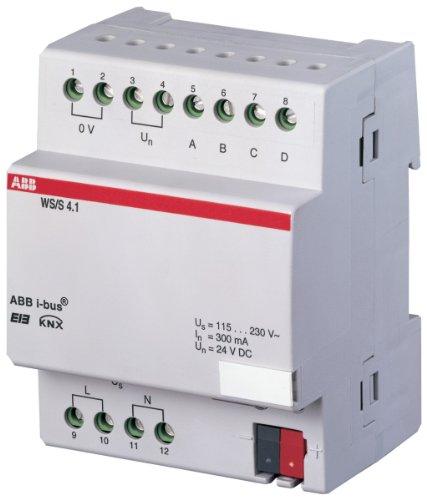 ABB WS/S4.1 EIB/KNX weerstation, 4-voudig, REG