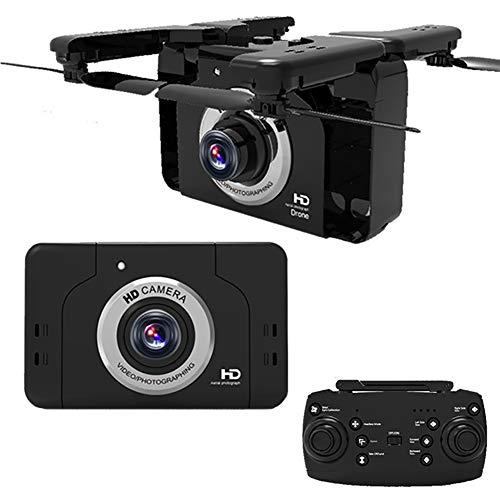 Drone RC FPV con 90 ° FOV 1080P HD Droni con Schermo LCD Camera Live Video No GPS Quadcopter Ad Alta velocità di Resistenza al Vento 5G Trasmettitore in Tempo Reale