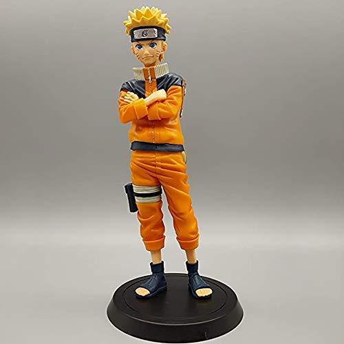 NADAENTA Naruto Shippuden Tsunade Anime PVC Figurine Adorno Coleccionables Juguete Modelo de Personaje Doll 17cm/6.69inch