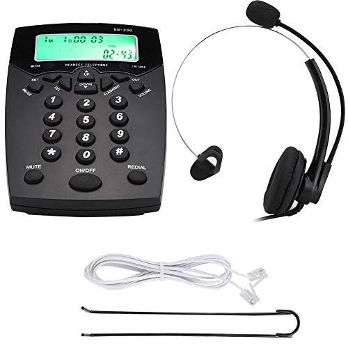 Aukson El teléfono del Centro de Llamadas, FSK/DTMF reconoce automáticamente los Altavoces HD de Banda Ancha para Empresas(BN200+A26)