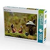CALVENDO Puzzle Beste Freundinnen 1000 Teile Lege-Größe 64 x 48 cm Foto-Puzzle Bild von Judith...