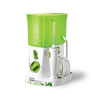 Waterpik Water Flosser for Kids, Countertop Water Flosser for Children and Braces, WP-260, Green (B004Y99EO6) | Amazon price tracker / tracking, Amazon price history charts, Amazon price watches, Amazon price drop alerts