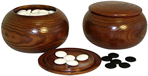 Glass Stones and Bowls, 8mm by Worldwise Imports