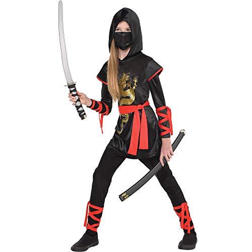 ninja costume girls - 3