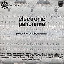 Electronic Panorama: Paris, Tokyo, Utrecht, Warszawa
