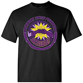Mens Womens Tshirt Wonder Twins Power Activate Shirts for Men Women Perfect Cool Funny