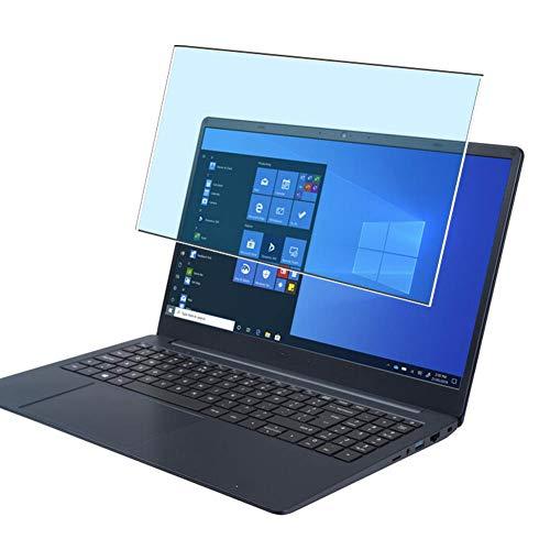 Vaxson 2 Stück Anti Blaulicht Schutzfolie, kompatibel mit Toshiba Dynabook Satellite Pro C50-E 15.6