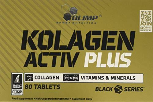 Olimp Nutrition Kolagen Activ Plus, 80 Tablets, 1 kg