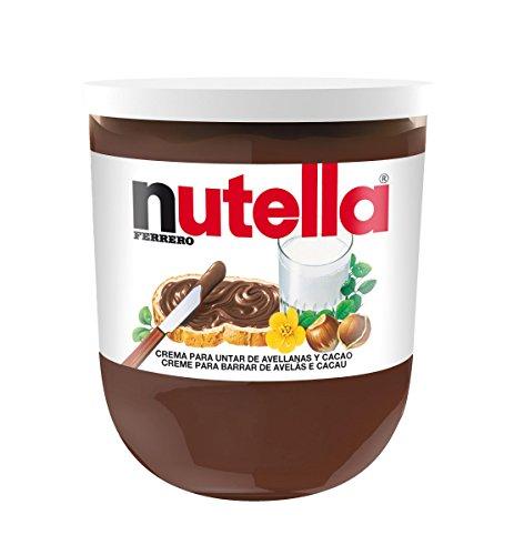 NUTELLA crema de cacao vaso 200 gr
