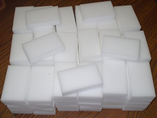 USA Premium Store 100 BULK PAK Cleaning Magic Sponge Eraser Melamine Cleaner multi-functional foam