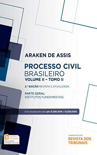 Processo Civil Brasileiro Volume II- TOMO II