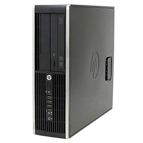HP PC Compaq Pro 6300 SFF G630 RAM 8 GB disco 250 GB masterizzatore DVD WiFi W7 (rigenerato)