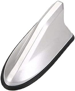 per///Qashqai Titan Armada Sentra DKINCM Car Styling Auto Antenna Pinna di squalo Antenna in Fibra di Carbonio Decorazione Esterna
