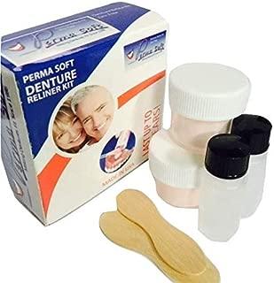 Perma Soft Denture Reliner Kit - Relines 2 Denture Plates