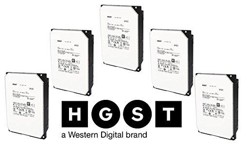 HGST Ultrastar HE10 10TB HDD SATA 6Gb/s 512E ISE 7200Rpm HUH721010ALE600 24x7 8,9cm 3,5Zoll Bulk