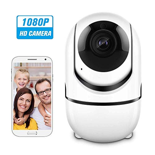 CACAGOO Video Baby Monitor with Camera and Audio Now $19.99