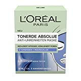 L'Oréal Paris Tonerde Absolue Anti-Unreinheiten Maske, 2er Pack(2 x 15 ml)