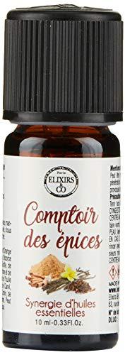 Synergie Huiles Essentielles BIO - Comptoir des Epices - 10 ml