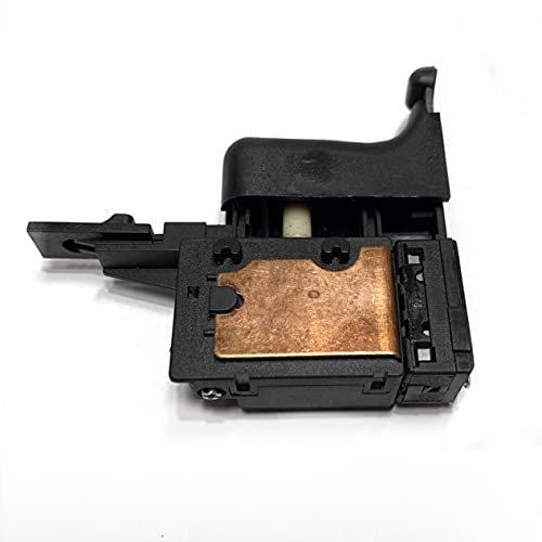SDUIXCV Interruptor de gatillo para DeWALT 266 DW256 DW235G DW511 DW891 DW257 Taladro Destornillador repuestos