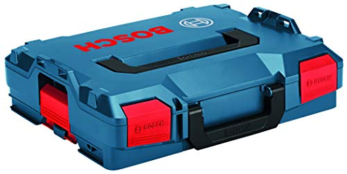 Bosch Professional Koffersystem L-BOXX 102 (Ladevolumen: 9,9 Liter, max. Belastung: 25 kg, Gewicht: 1,8 kg, Material: ABS Plastik, PA6 Kunststoff)