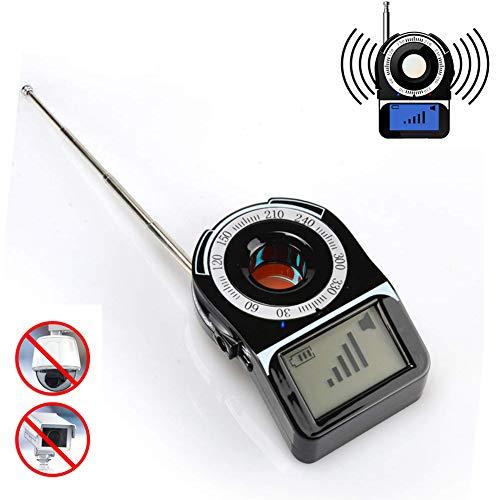 HAIT Anti Spy Detektor, Signal Detektor RF Spy Bug Kamera Wireless Detektor Frequenzscanner Sweeper GPS Tracker Finder