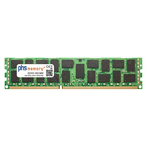 PHS-memory 8GB RAM Speicher für HP Z600 DDR3 RDIMM 1333MHz