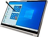 Lenovo Yoga C940 2-in-1 14' 4K Ultra HD Touch-Screen Laptop - i7-1065G7, RGB Backlit Keyboard, Webcam, WiFi 6, IPS, Alexa, USB-C, Thunderbolt 3, IntelIris Plus, Win 10 (16GB RAM | 512GB PCIe SSD)