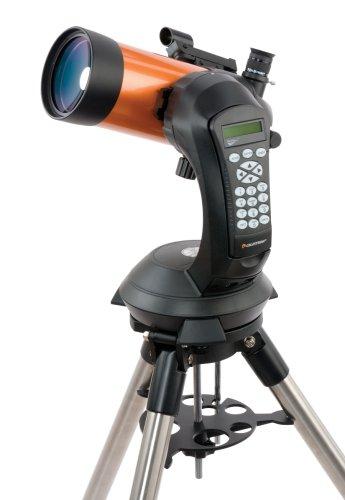 Celestron NexStar 4 SE Teleskop 102/1325 Maksutov-Cassegrain (DE Version)