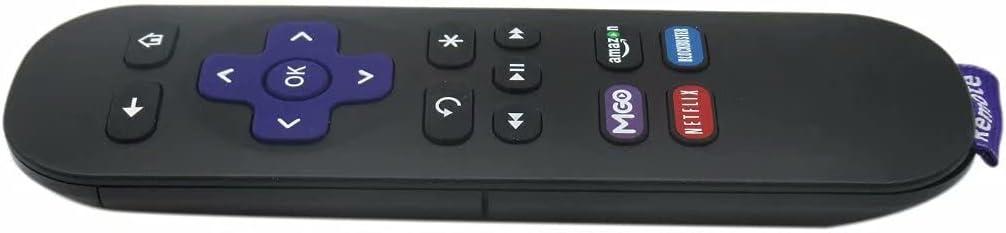 Premium Replace Remote for Roku Remote Control Roku 1 LT HD Roku 2 XD XS 3 4 Media Player