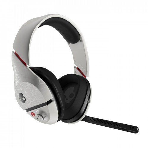 HEADSET SKULLCANDY PLYR2 STEREO WIRELESS WHITE