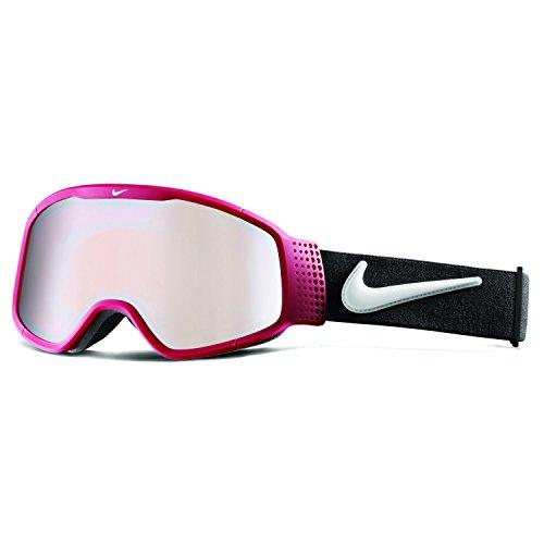 Nike Damen, Herren Skibrille rot Einheitsgröße