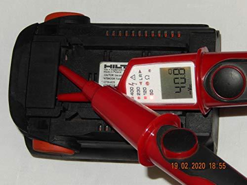 HILTI B 36/2.4 Original Ersatzakku 36V für Akkubohrhammer TE-6 A der über 40,0 Volt Spannung hat, in guten Zustand