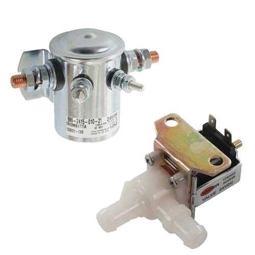 Advance 24v Solenoid 56397088 For SC750/ST SC800/ST 28D 26D Floor Scrubber