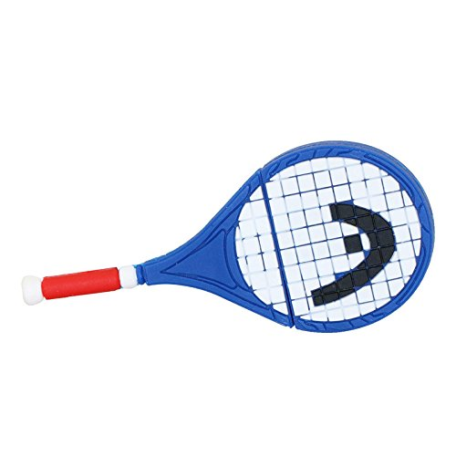 16GB Azul Raqueta de Tenis Modelo Pen Drive USB 2.0 Flash