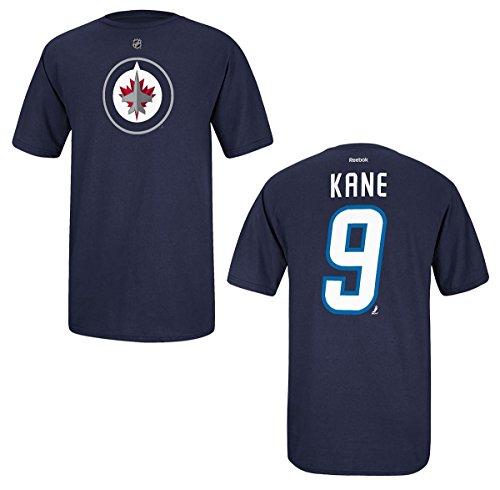 NHL T-Shirt Winnipeg Jets Evander Kane Name Number Eishockey (L)
