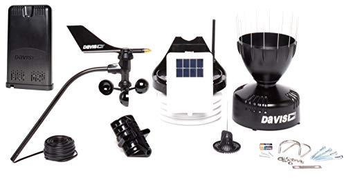 Davis Vantage Pro 2 Spezialpaket Weatherlink Live Wetterstation 6100 EU + 6322 EU