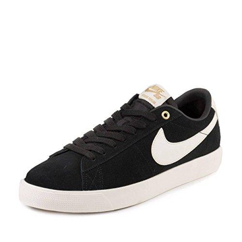 Nike SB Zoom Blazer Low GT, Zapatillas de Deporte Unisex Adulto, Negro (Black/Sail 001), 40.5 EU