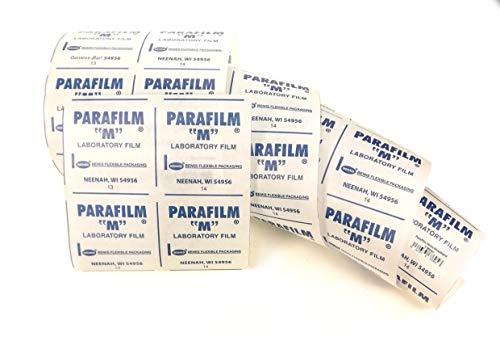 5m Verschlussband Parafilm zum verschließen abkleben isolieren maskieren