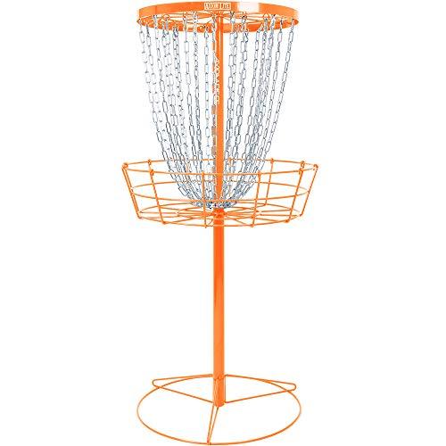 Axiom Discs Lite Disc Golf Basket - Orange