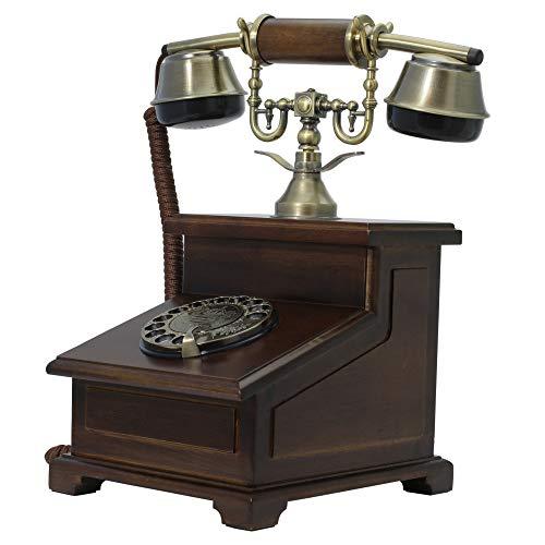 OPIS 1921 Cable - Modelo E - télefono Retro/telefono Fijo Vintage de...