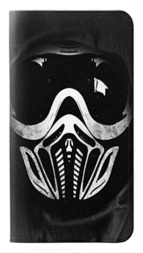 JPW2924A2U ペイントボールマスク Paintball Mask Sony Xperia XA2 Ultra フリップケース