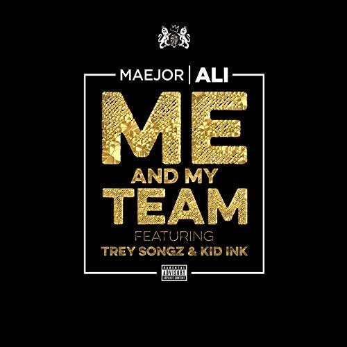 Maejor Ali feat. Trey Songz & Kid Ink