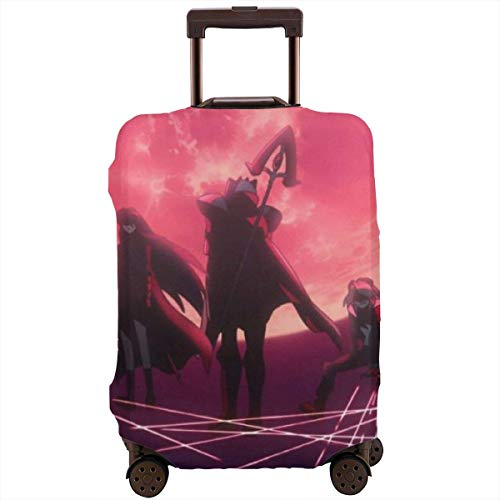 Travel Lage Cover Anime Akame Ga Suitcase Cover Protector Washable 26-28 Inch