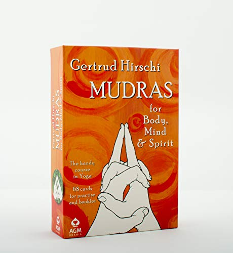 Mudras for Body, Mind & Spirit: The handy course in Yoga. English Edition GB