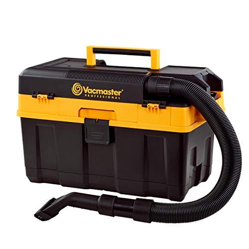 Vacmaster Professional DVTB201 0201 4-Gallon 20V Cordless Wet/Dry Shop Vacuum