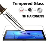 ONN 11.6 inch (2-in-1) Windows Tablet Screen Protector, Tempered Glass [ Scratch-Resistant ] [ Easy Install ] 9H Hardness Screen Protector for ONN 11.6 inch Windows Tablet