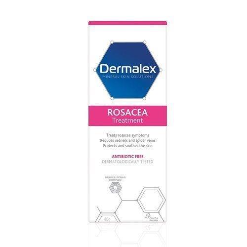 Dermalex Rosacea Behandlung, 30 g, 2 Packungen