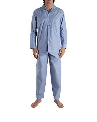 Punto Blanco - Pyjama long Alex - (Bleu/S)