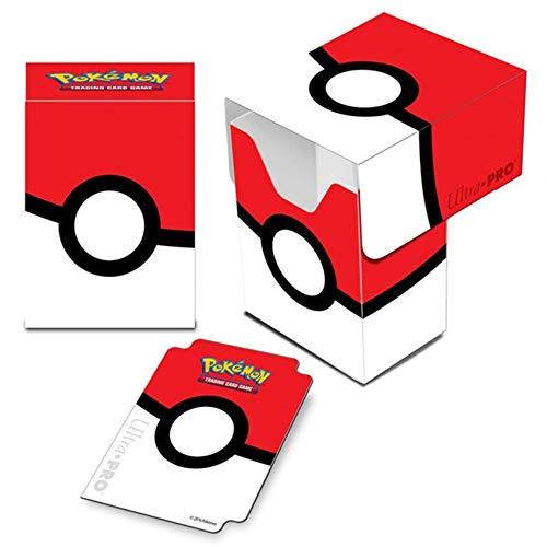 Pokemon 14574 Ultra Pro Pokeball Deck Box