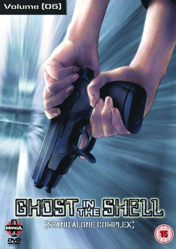 Ghost In The Shell - Stand Alone Complex - Vol. 5
